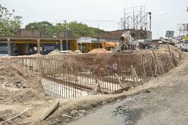 Rcc construction on Culvert site