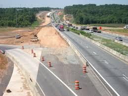 Two lane bitumen road