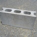 Hollow concrete blocks 3 Core type