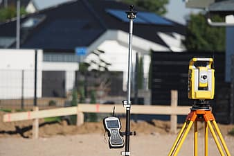surveying-Geodesy-equipment-instrument-land-surveyor- also used for Building survey