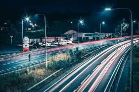 Highway lighting
