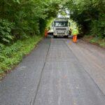 Maintenance of Bituminous road