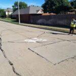 concrete pavement failure