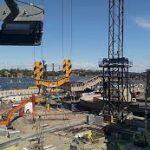 construction on progress